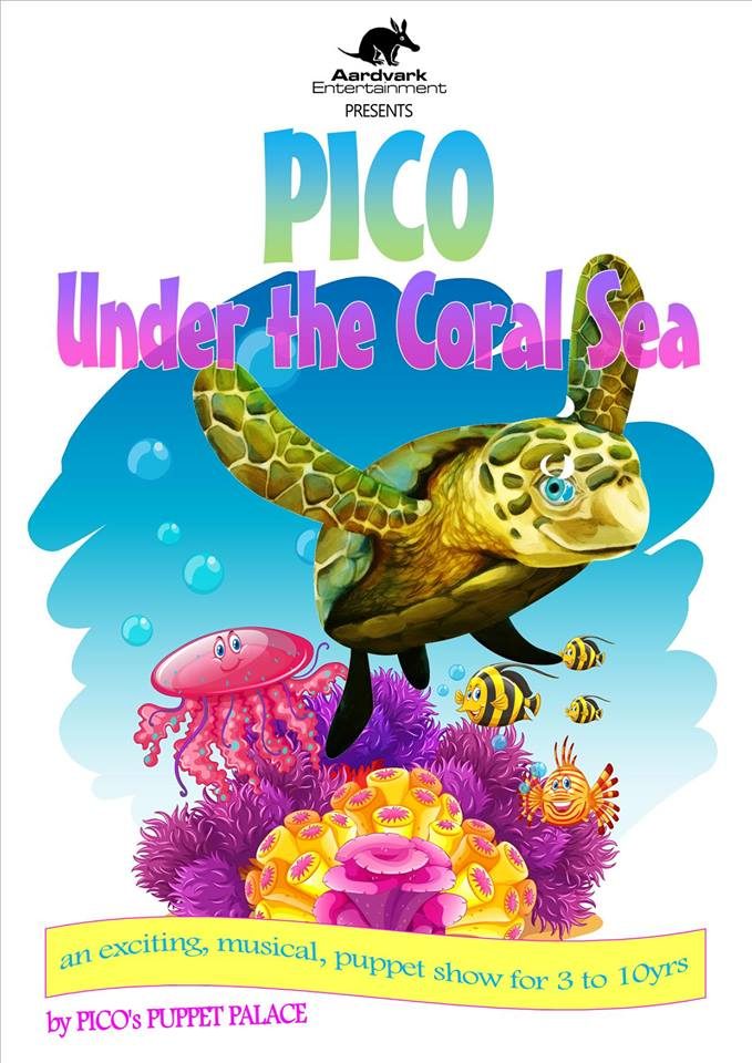 Pico Under the Coral Sea – Coffin Bay, Cummins, Port Lincoln