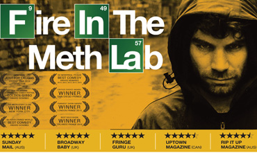 Fire in the Meth Lab – Jon Bennett